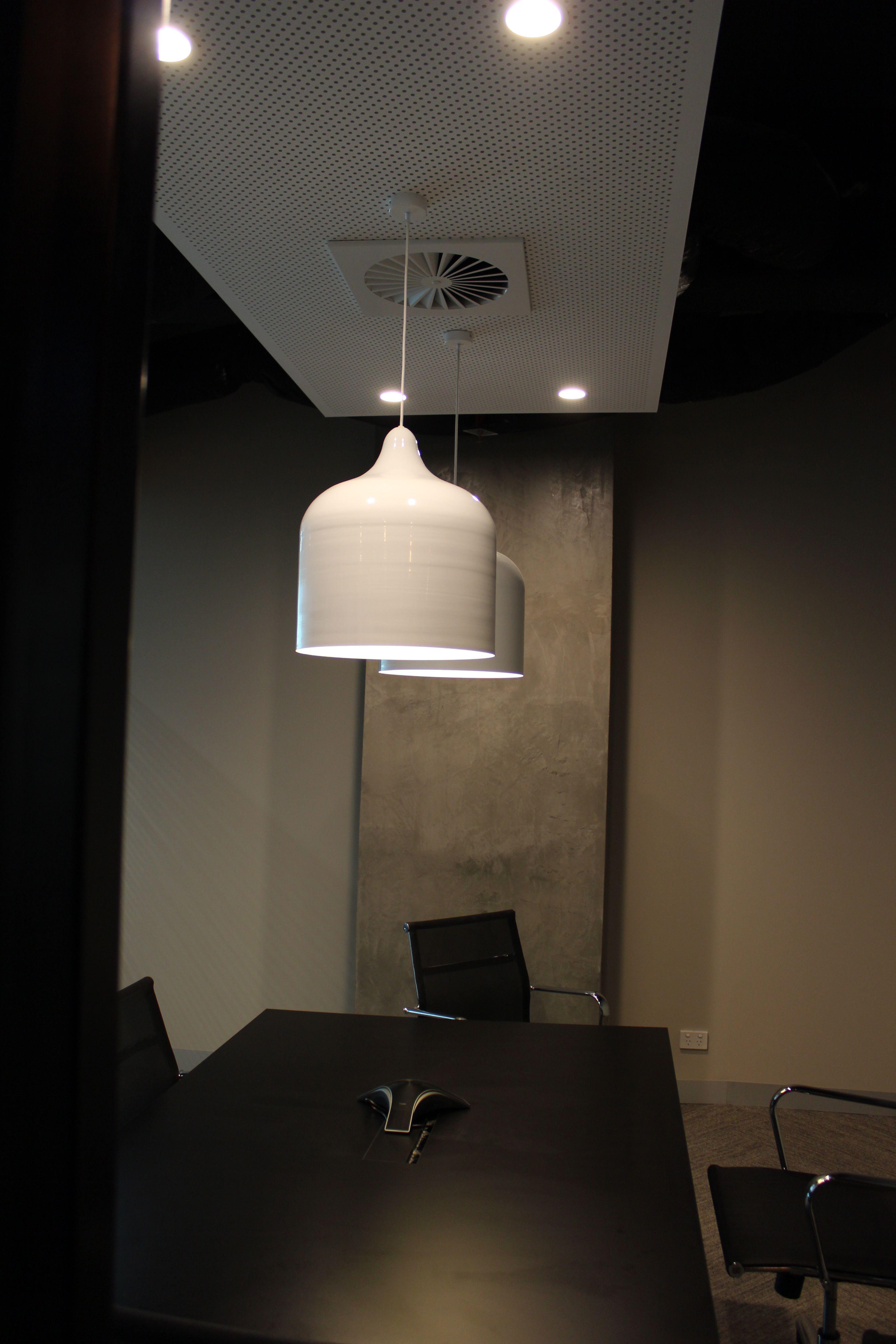 Pendant Lighting To Small Meeting Rooms Oficinas