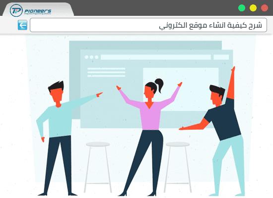 أهم الصفحات التى يجب توافرها فى موقعك الإلكترونى أثناء تصميمة Public Company Information Technology Development