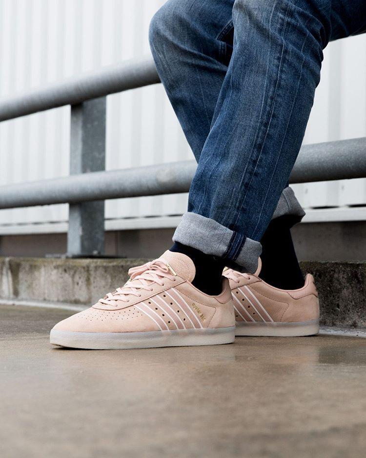 adidas Originals 350 Oyster Herren Schuhe Retro Sneaker