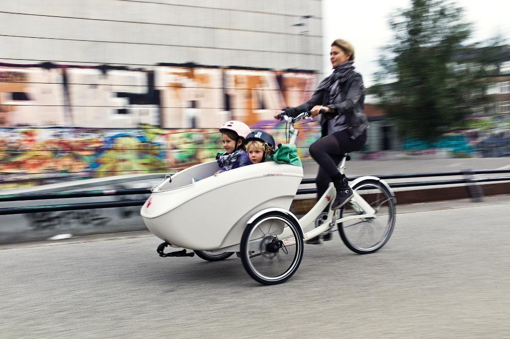 Triobike グラーツ 中古車 自転車