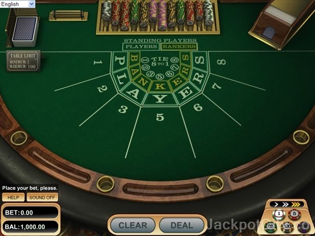 13 Baccarat All Are Free To Play Play And Play Jackpotcity Co Free Baccarat Aspx Blackjack Poker Online Casino Games