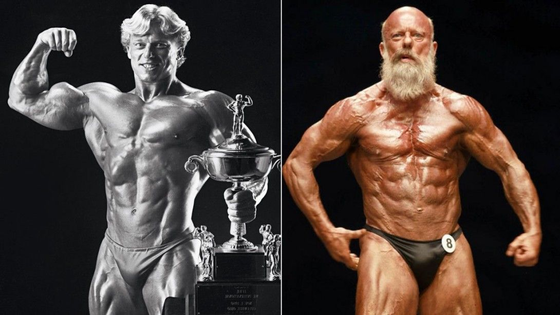 The 8 Oldest Most Jacked Men In The Gym Old Bodybuilder Gym Fitness