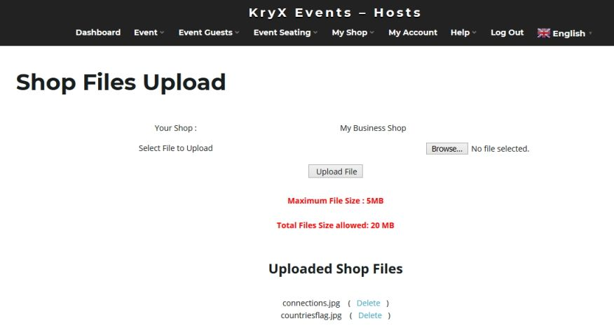 Pin On Kryx Events Shops Appointment Booking Online