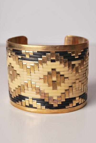 Dancing Wolf Cuff Bracelet Customized Bangle