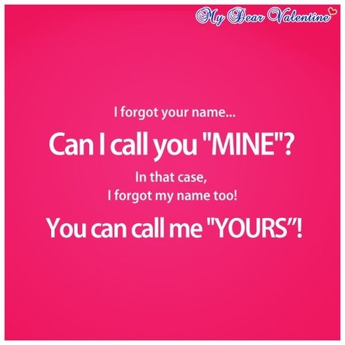 To romantic lines use up guys pick on Best Romantic
