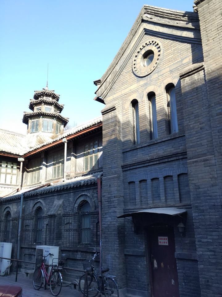 北京・基督教中華聖教会公堂