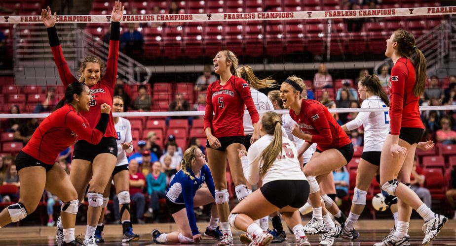 Red Raiders Unveil 2016 Volleyball Schedule Texas Tech University Athletics Texas Tech Volleyball Volleyball Volleyball News