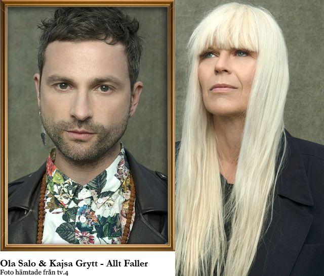 Så Mycket Bättre 2014. Ola Salo and Kajsa Grytt