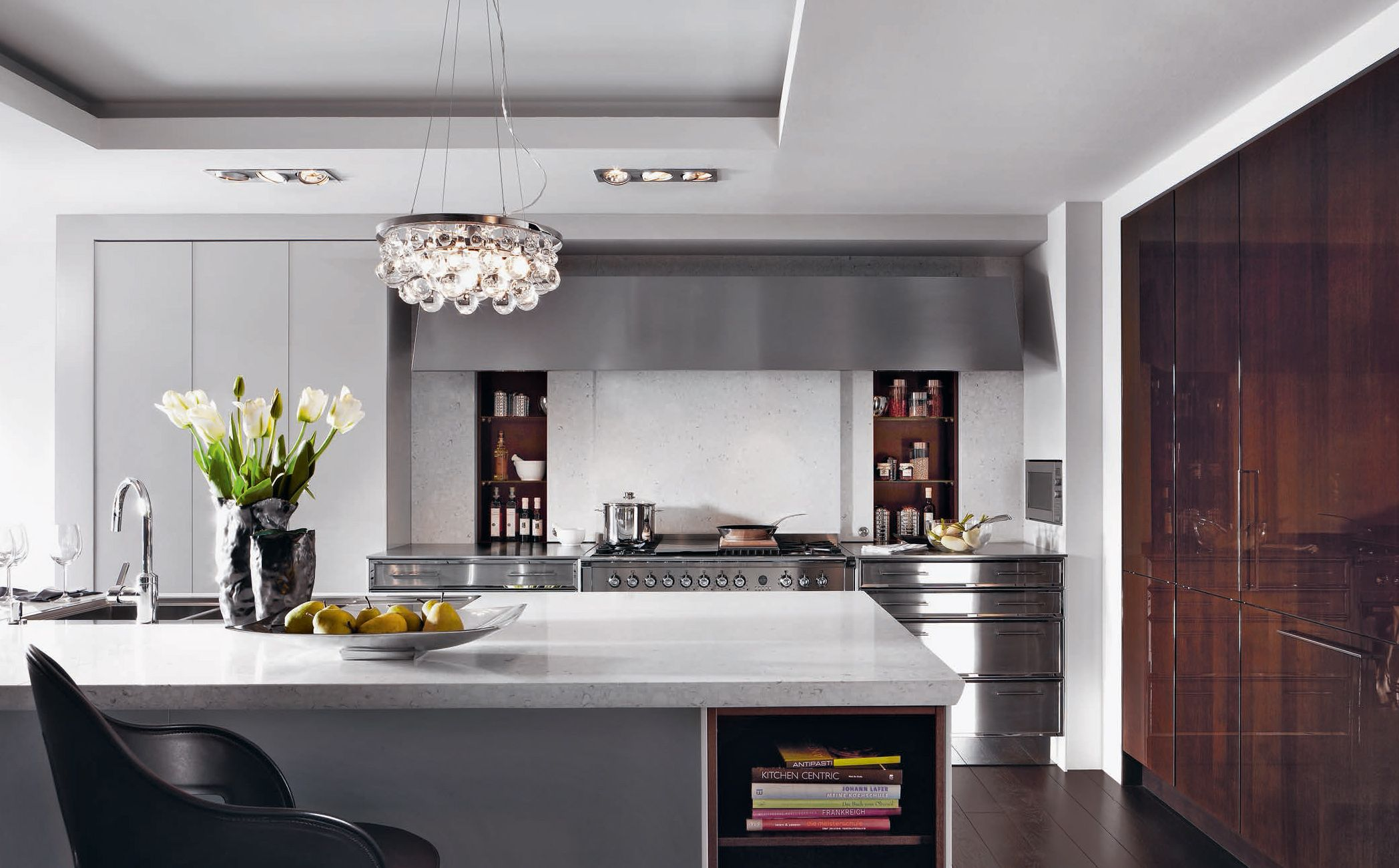 Siematic Beauxarts Compose Your Kitchen La Carte And Create Combinations
