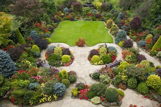 Ideen Gestaltung Garten ? Reimplica.info Garten Gestaltung Ideen