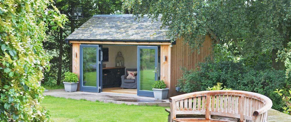 Garden Sheds Rooms jml garden rooms, scotland | traditional and bespoke energy