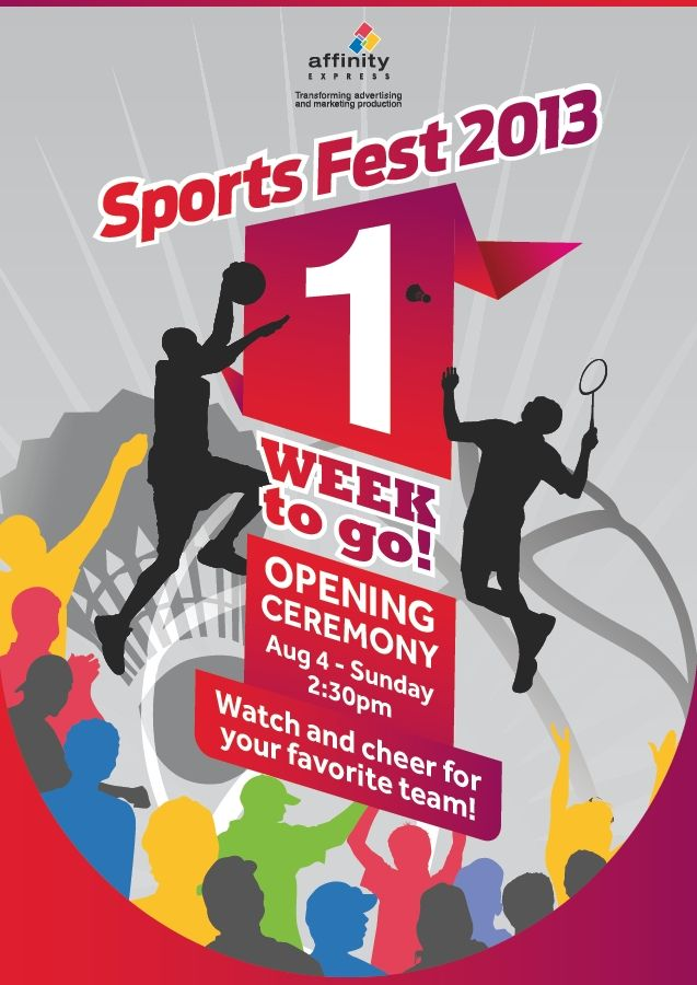 Affinity Express, Philippines Inc. Sports Fest 2013 | Work ...
