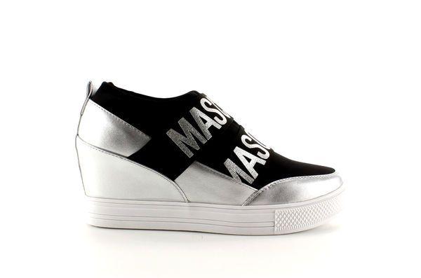 9177f5b4 #Pozostałe #Sportowe #Damskie #ObuwieDamskie #Szare #Czarne #Białe #Sneakers