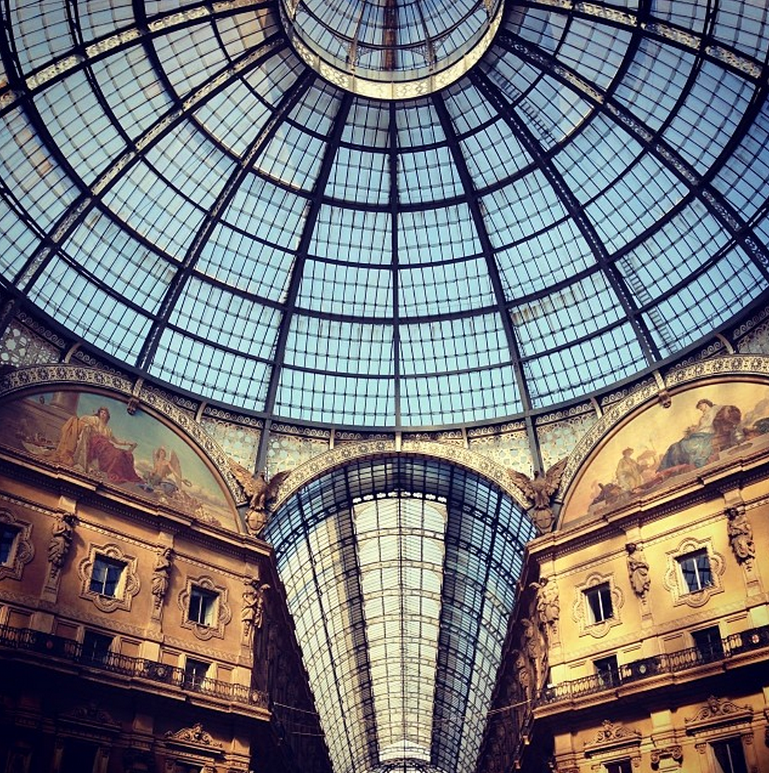 Milan Fashion Week #MFW #makeup #lisaeldridge http://instagram.com/lisaeldridgemakeup