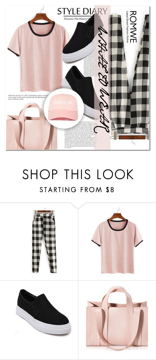 """ROMWE 3"" by mini-kitty ❤ liked on Polyvore featuring Corto Moltedo, Balmain and romwe"