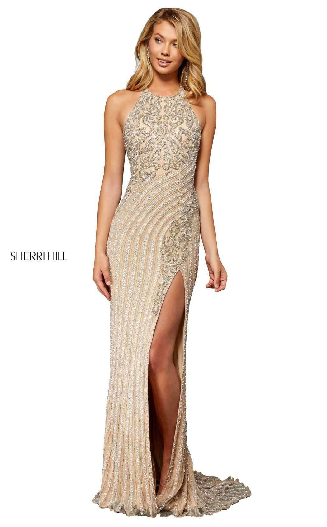 3ab723d4 Sherri Hill 52368 | Products | Prom dresses, Dresses, Sherri hill