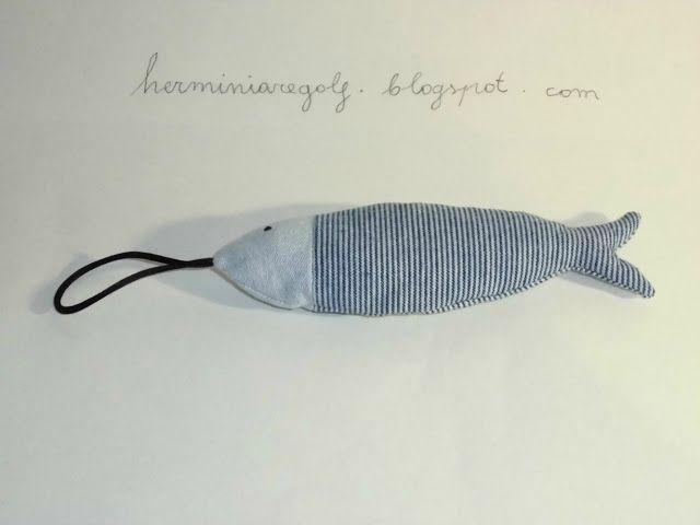 Herminia Regolf: DIY peces de tela
