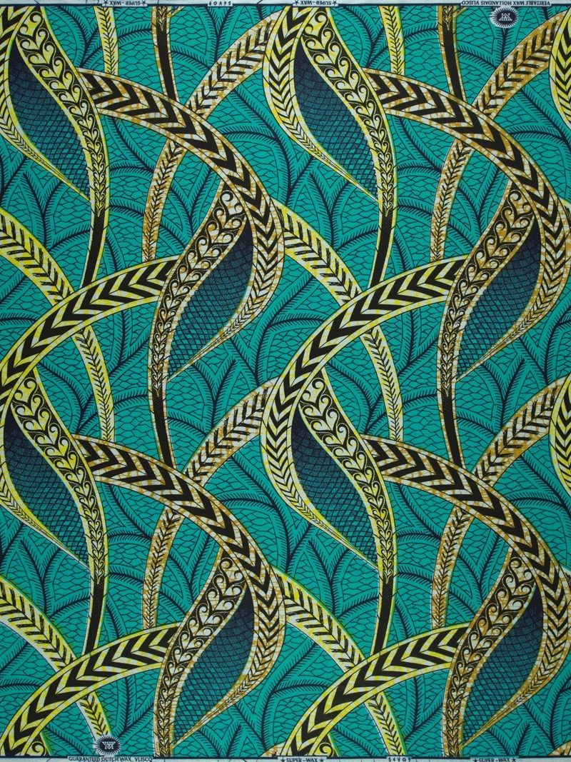 African Wax Block Print Fabric Ref Vlisco Com Pattern En 2018