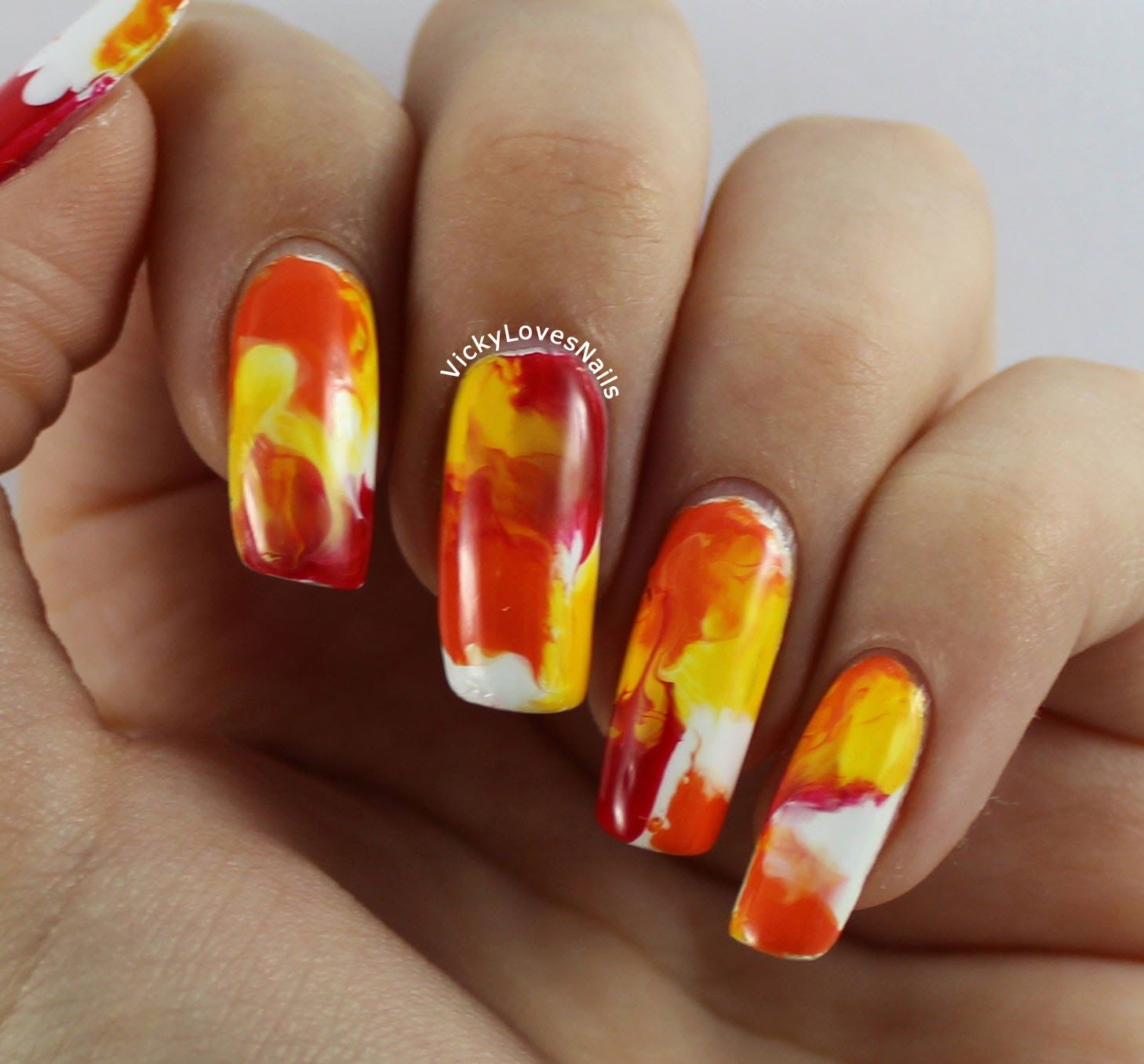 Toe Nail Art Tutorials: 16 Cute And Easy Thanksgiving Nail Art Tutorials