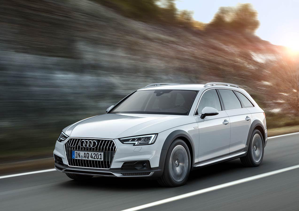 Audi audi a4 allroad