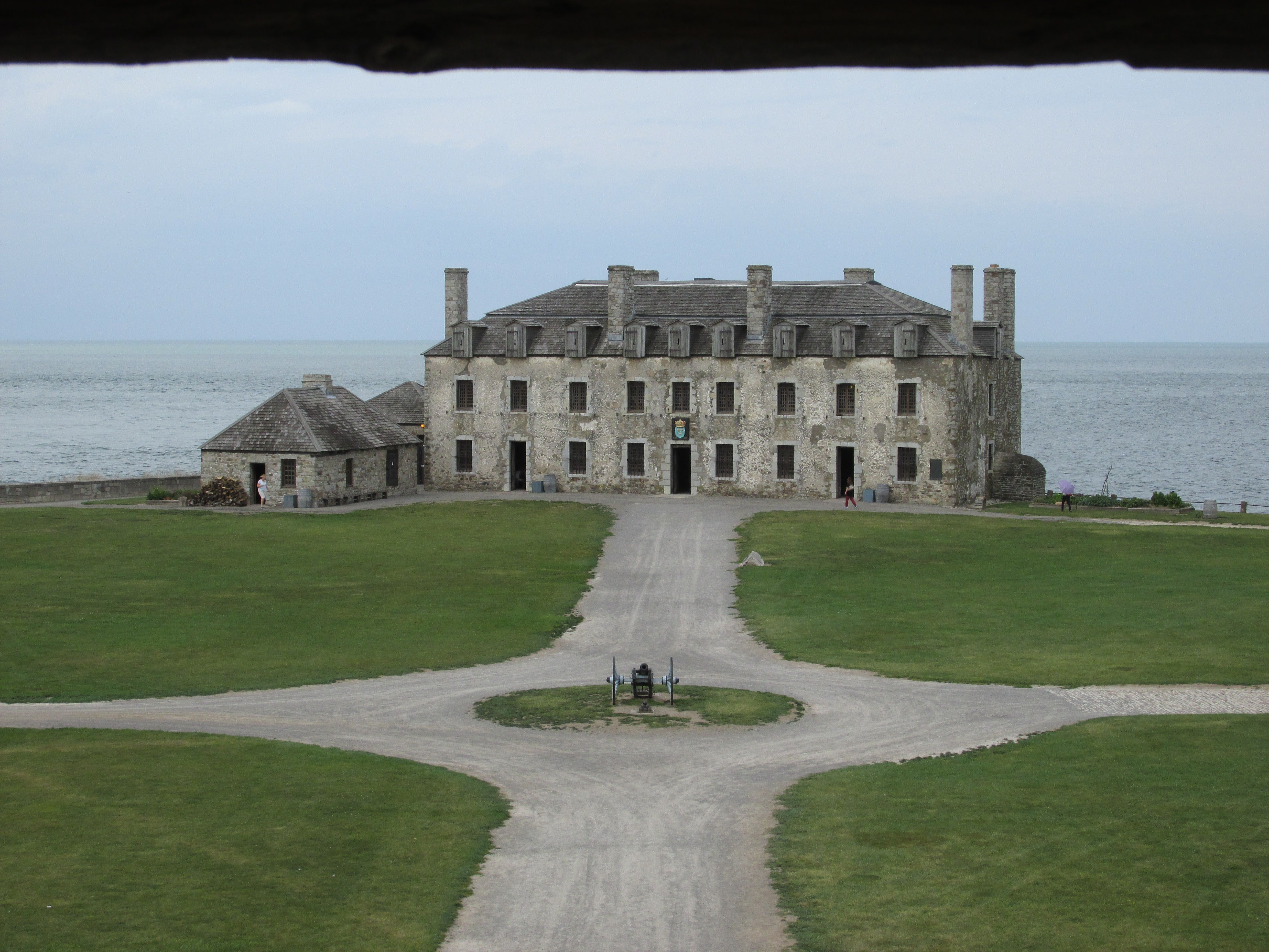French Castle Fort Niagara In York State