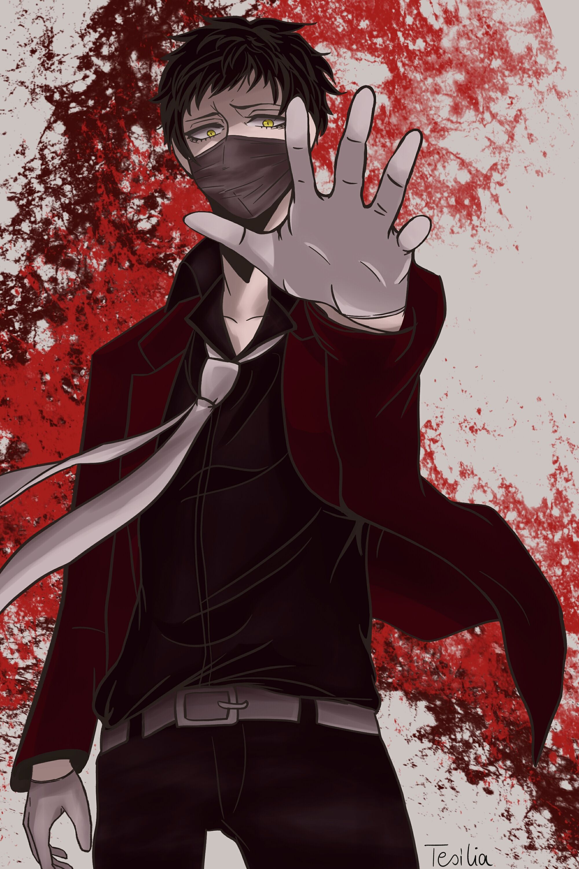 kai chisaki bnha bokunoheroacademia overhaul villain