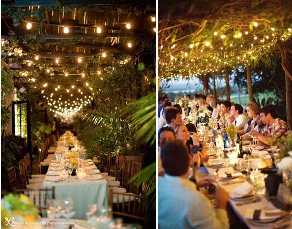 Outdoor Wedding Ideas That You Can Use To Improve Your Wedding Lighting Use Outdoor Party