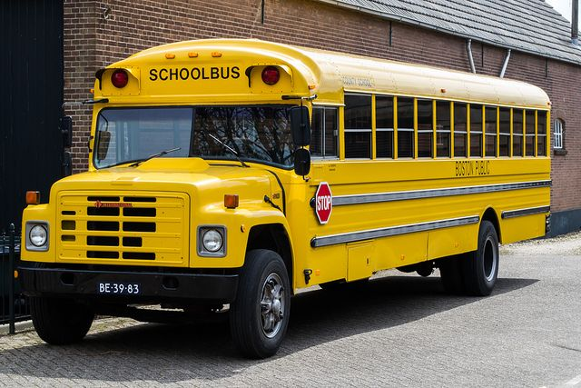 School Bus Yellow With Images School Bus Yellow School Bus Bus