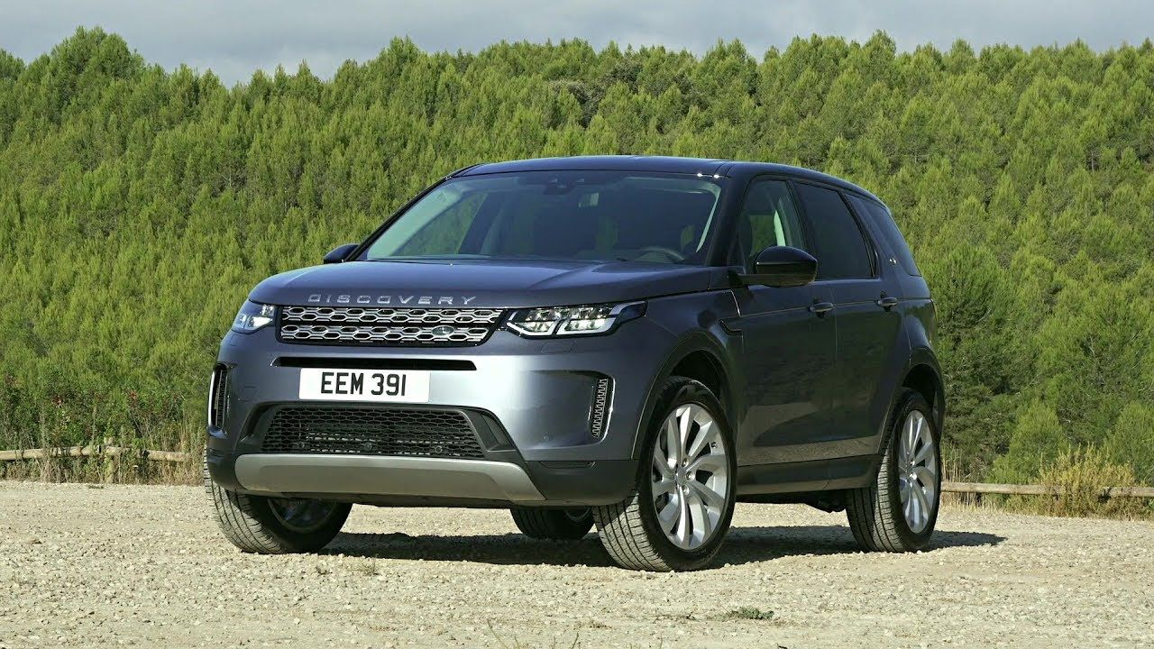 2020 Land Rover Discovery Sport premium compact SUV
