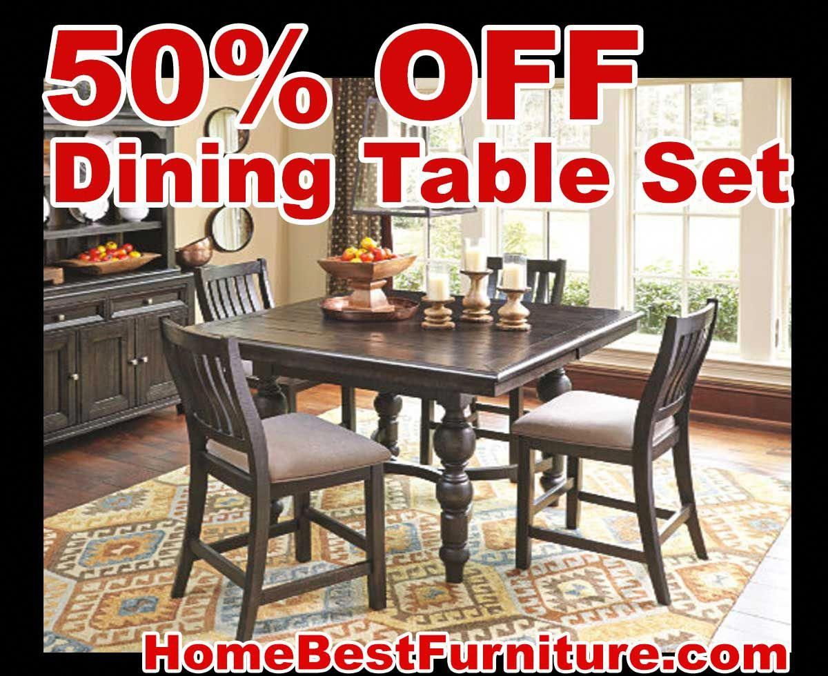 50 percent off discount townser counter height dining room table and rh pinterest com