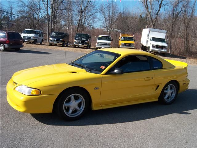 1995 mustang gt coupe canary yellow cars dream cars pinterest for sale coupe and ford. Black Bedroom Furniture Sets. Home Design Ideas