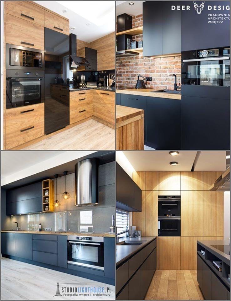 Pin By Dominika Kubicka On Kuchnia Kitchen Cabinets Kitchen Home Decor