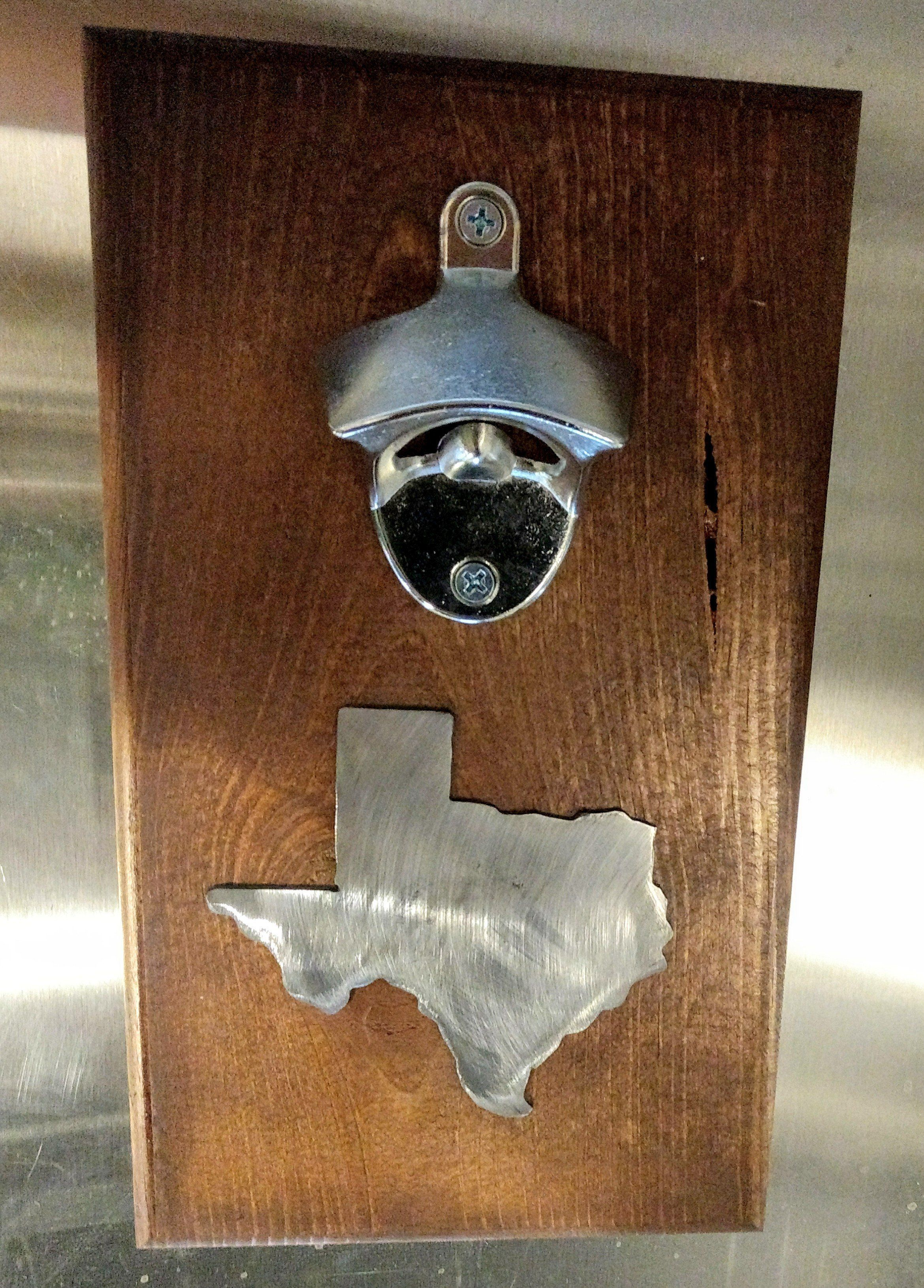 Texas Bottle Opener This or that questions, Cardboard