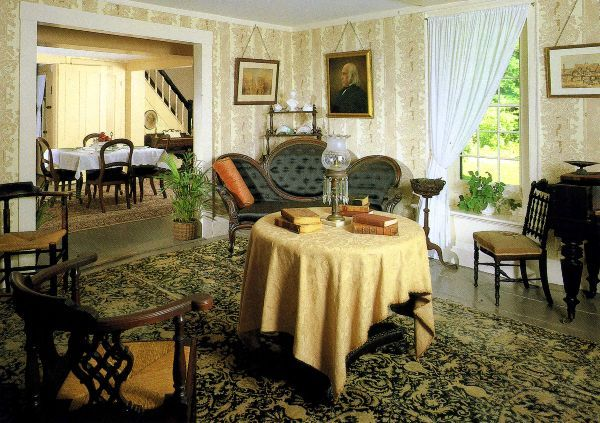 Louisa May Alcott S Orchard House Concord Massachusetts