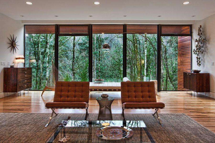 Hoke House By Skylab Architecture Mid Century Architecture Mcm Modern Design Modernism Contemporary House House And Home Magazine House Design