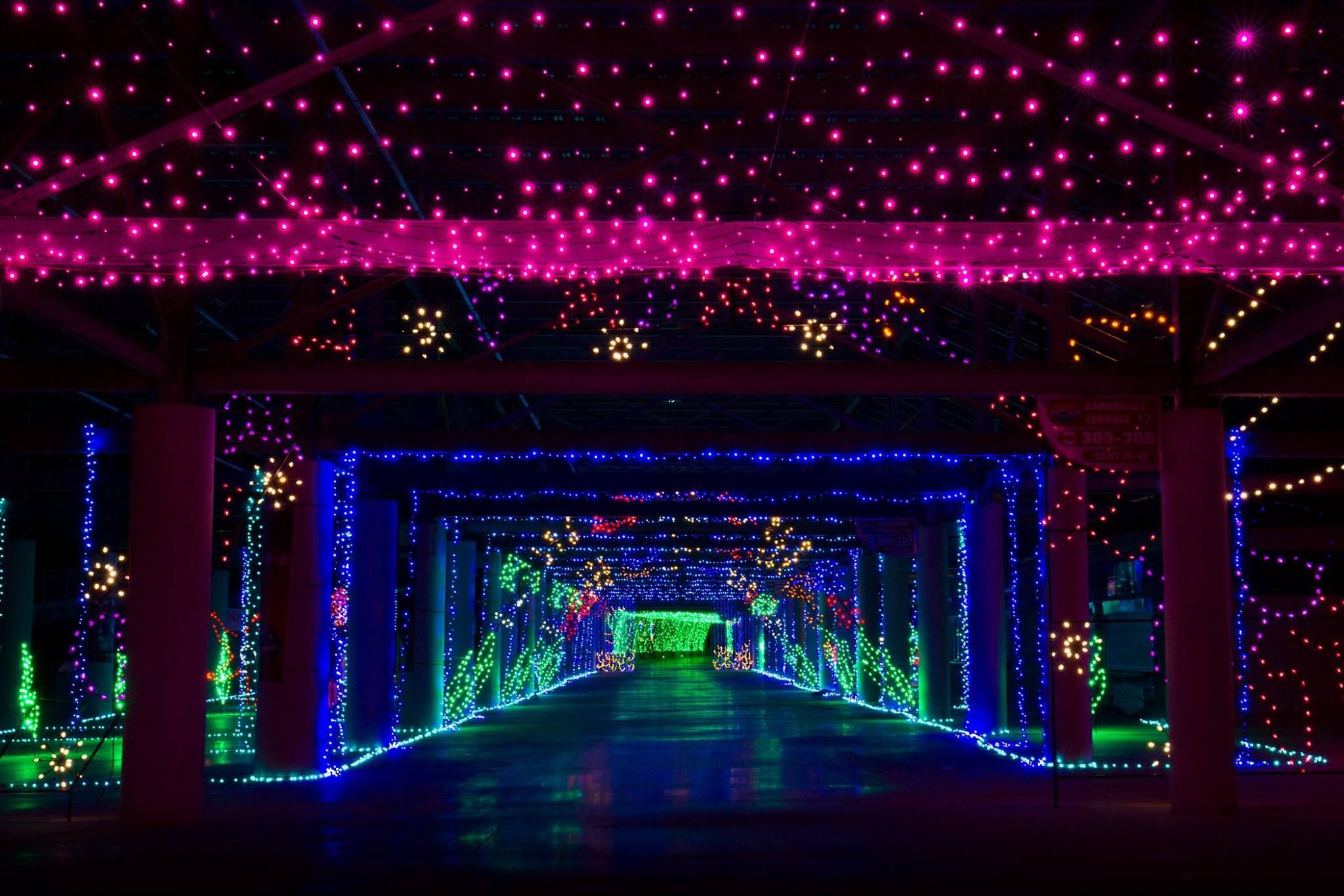 Speedway Christmas Lights.See If You Live Close To These Magnificent Christmas Light
