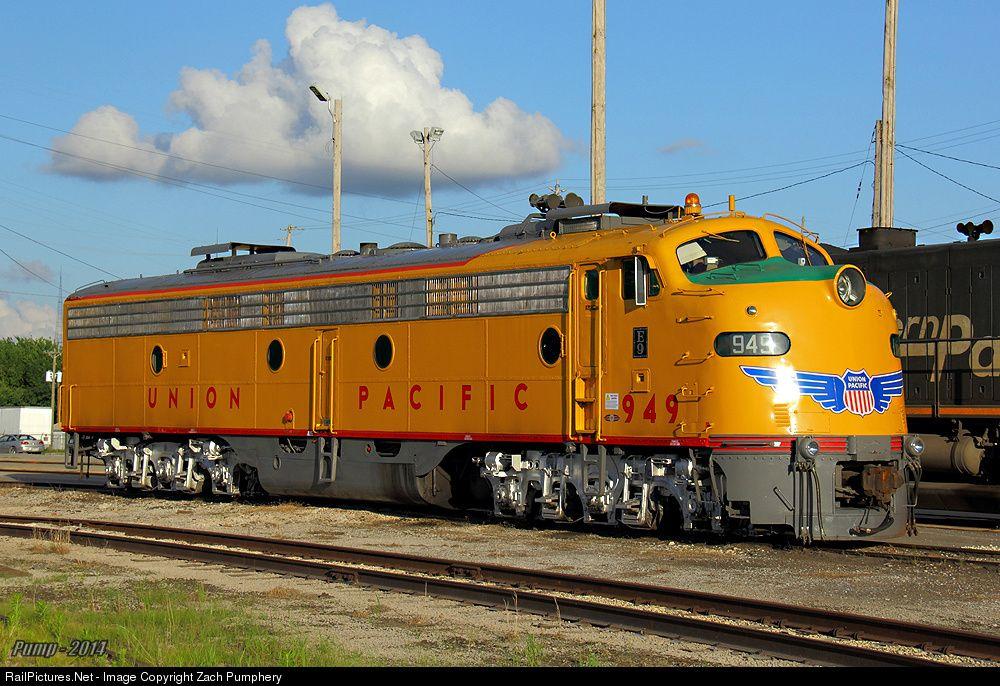 270 Union Pacific Ideas Union Pacific Railroad Pacific Union