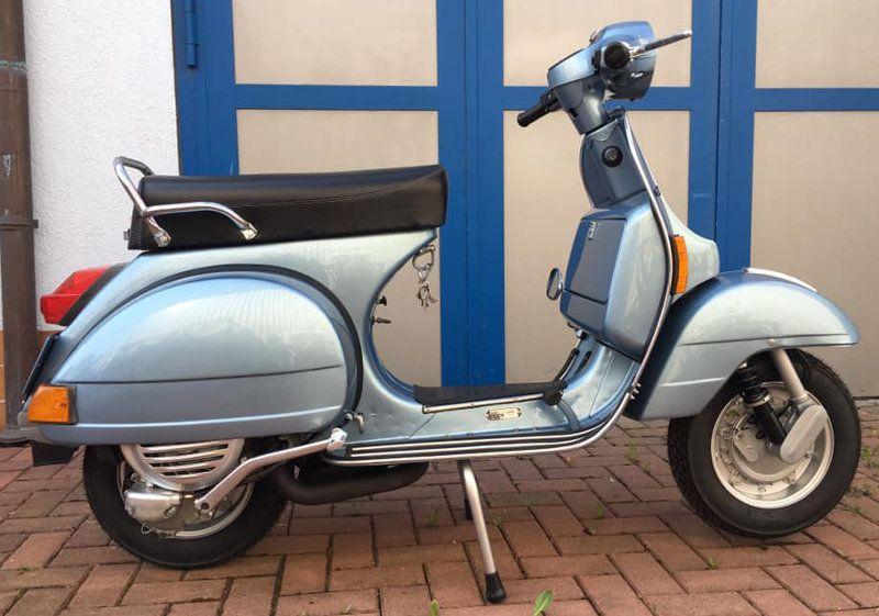 1978 Vespa PX 150 - $1,900 - oodleboatbike
