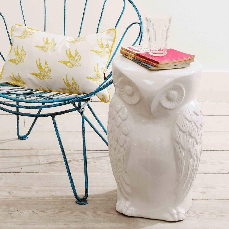 Loooove Mr Wild Owl Stool New Summer Finds Furniture