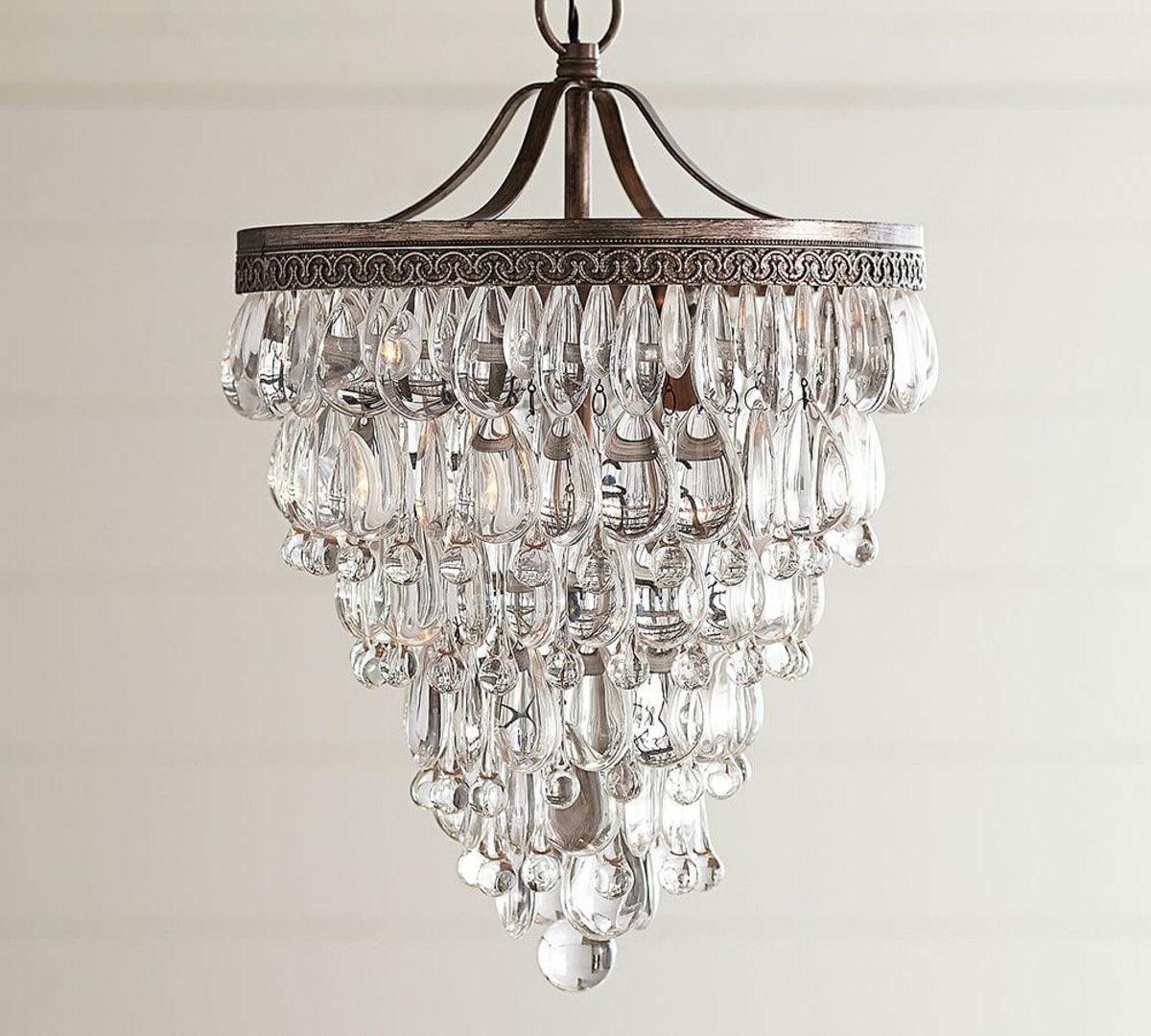 Buy similar for foyer lighting Clarissa Crystal