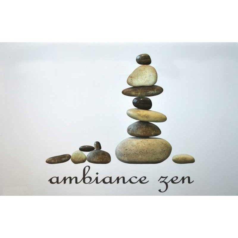 Disponible sur Maisondulinge.fr Tapis Stones 50x80 cm