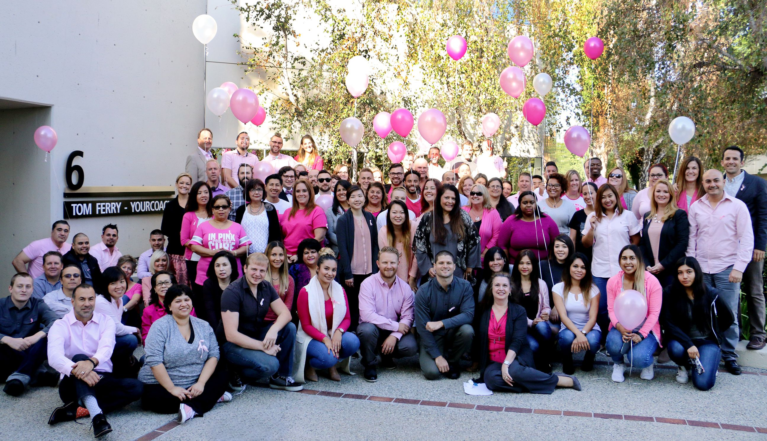Tom Ferry – Supports Breast Cancer Research | Blog | Breast ...