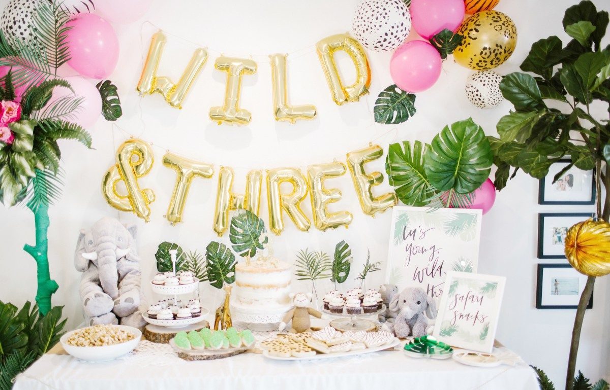 """Welcome to the Jungle!"""" – Unpacified 