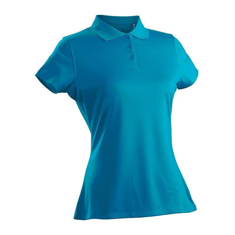 2af2ffec20826 Plus Size Nancy Lopez Luster Golf Polo