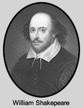 William Shakespeare from the website elizabethanenglandlife.com ...