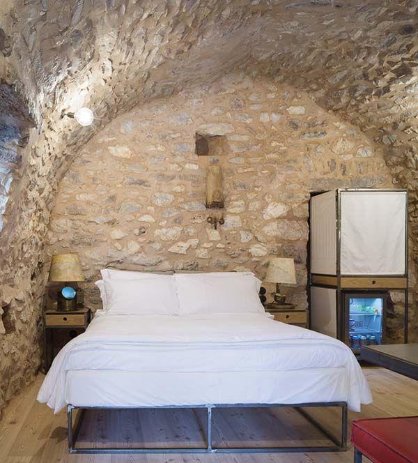 Grand Breathtaking 19th Century Stone Tower In Greece: Tainaron Blue Retreat