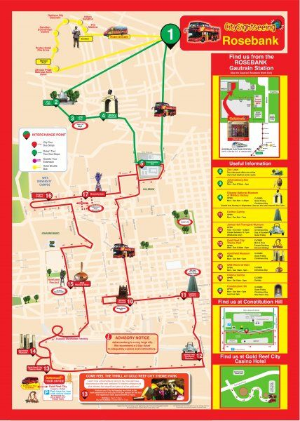 Maps City Sightseeing South Africa Pinterest Cape town Cape