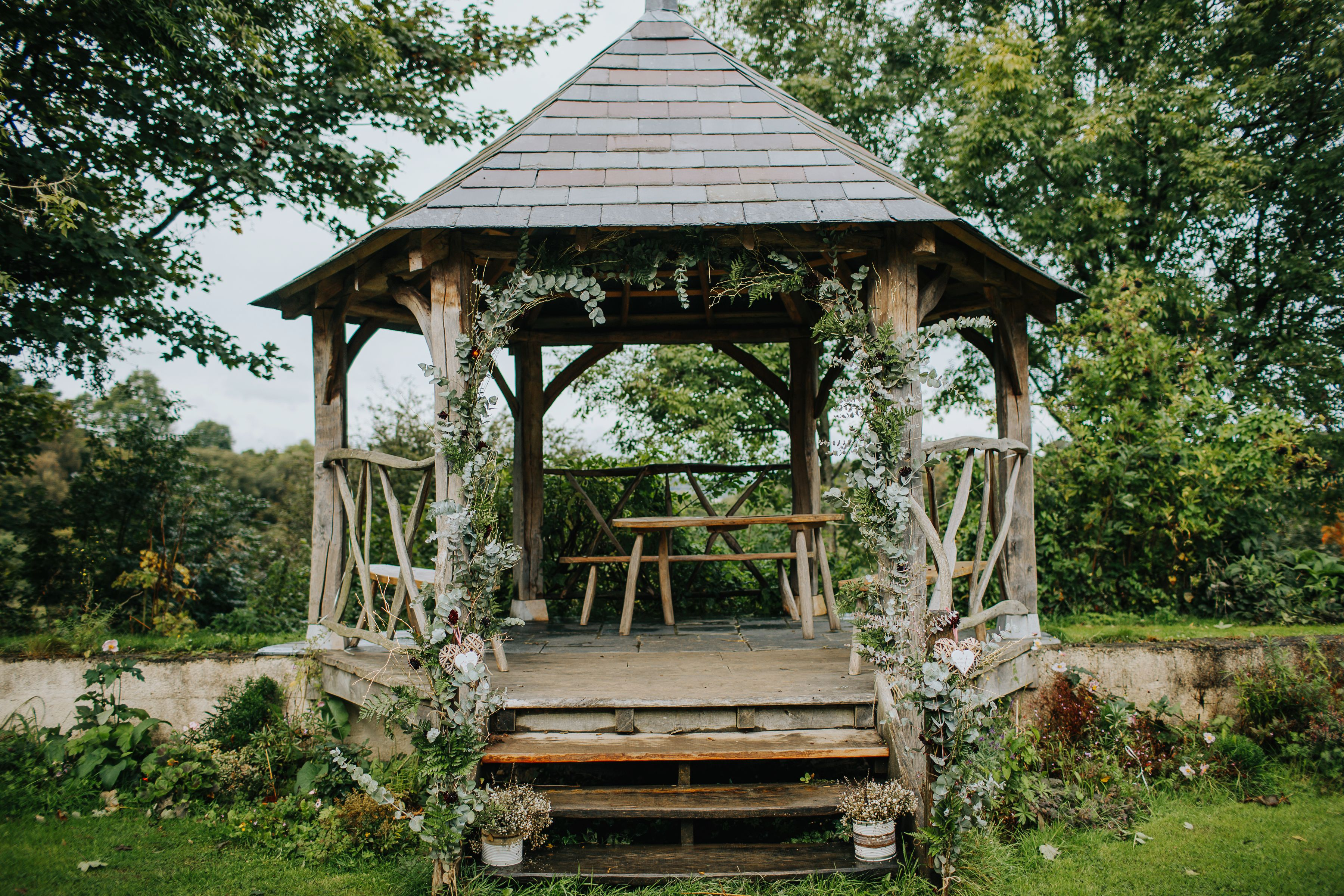A unique, rustic, and sustainable wedding venue in the ...