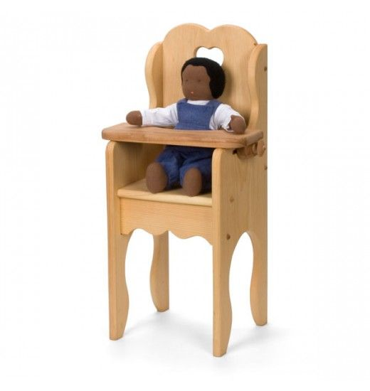 High chair  sc 1 th 231 & High chair | Natural toys High chairs and Wooden toys