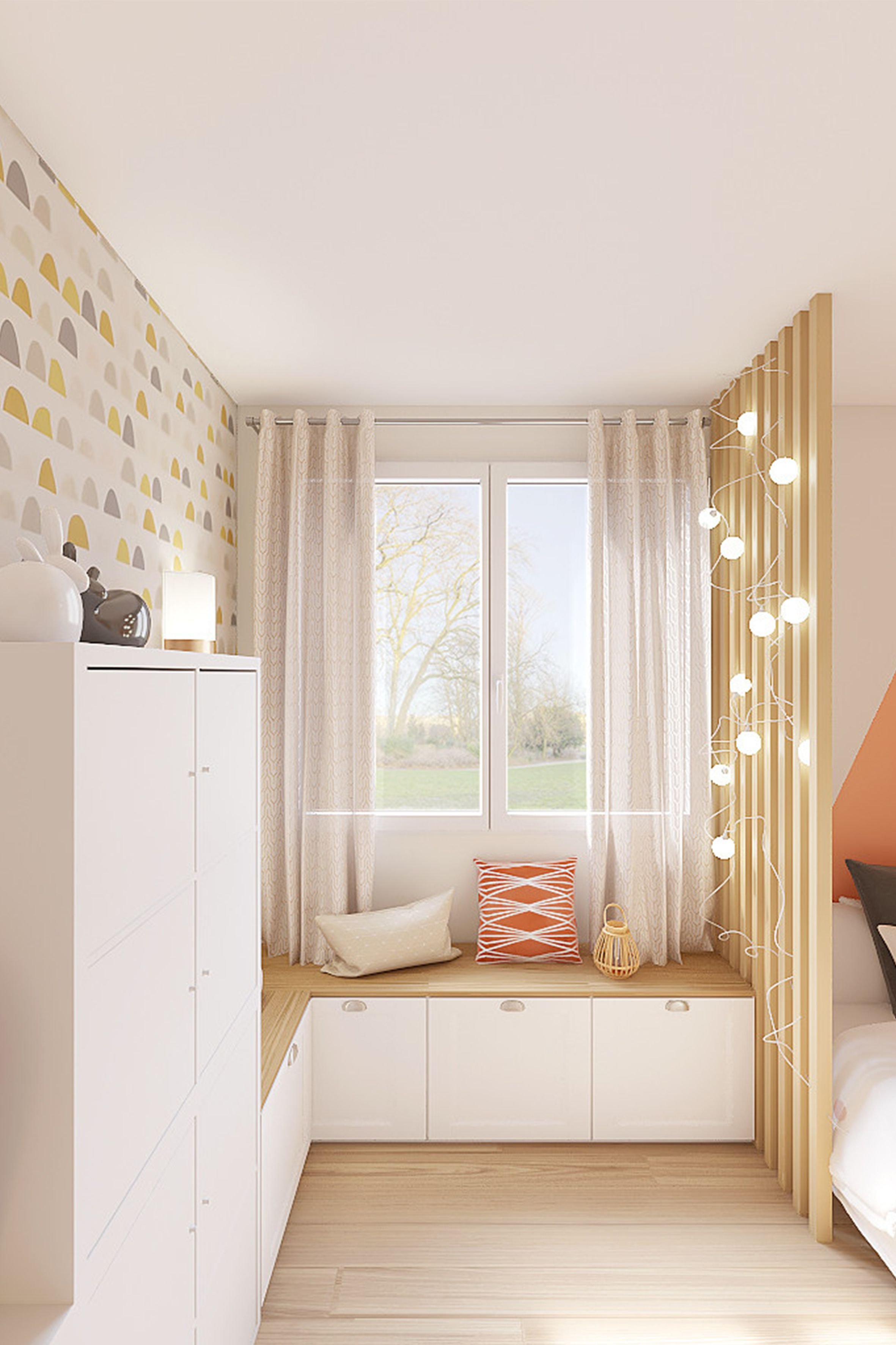 Battle Deco 10 Amenager Une Chambre D Enfant Amenagement